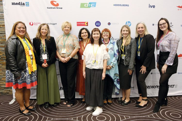 Women in Print 2021 Sydney